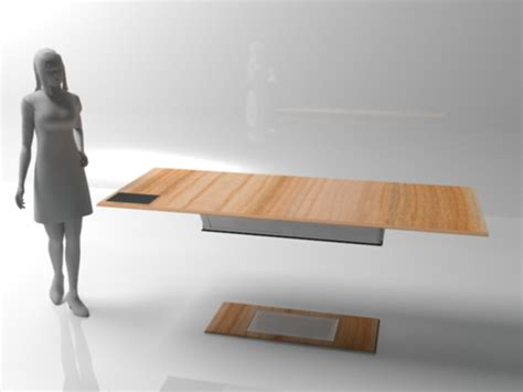 levitating couch levitating table yanko design