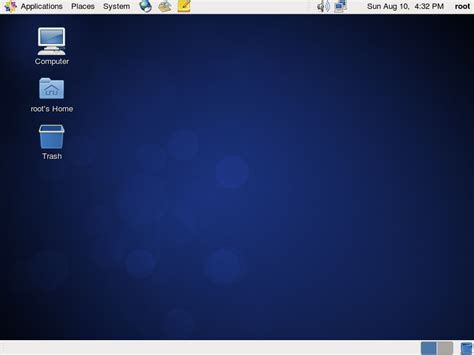 gnome themes centos 6 centos 6 desktop environment server world