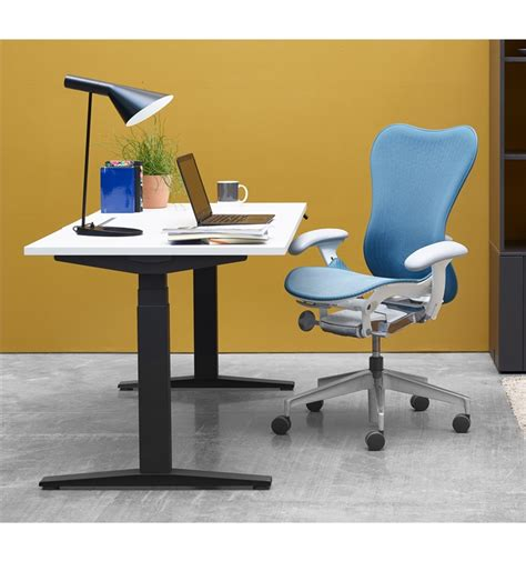 herman miller adjustable height desk herman miller ratio height adjustable desk
