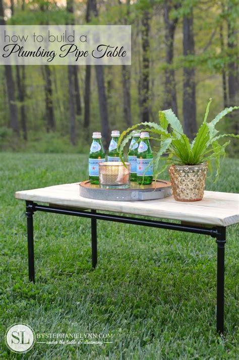 diy pipe desk plans best 25 outdoor ideas on pinterest pallet