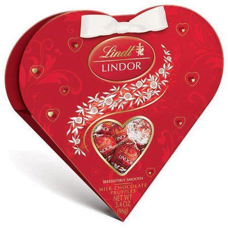 lindt chocolate valentines day lindt lindor s milk chocolate truffles