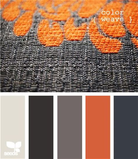 colors that go with orange 25 best ideas about grey color schemes on pinterest