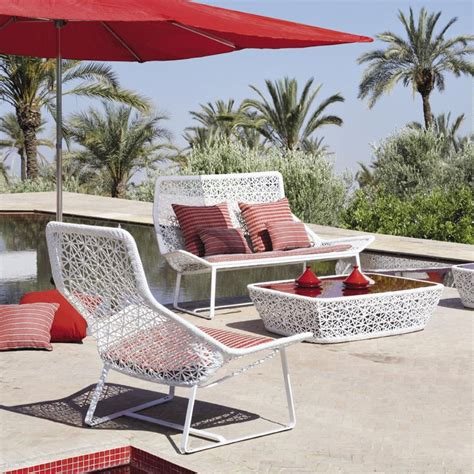 Exterior Patio Furniture Aluminum Outdoor Furniture By Kettal Digsdigs