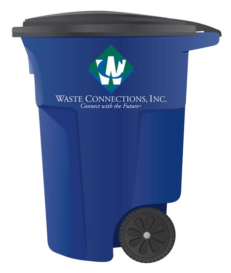 waste connections denver residential trash recycling