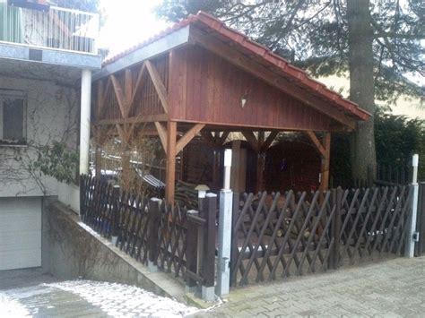 carport bauen carport bauen fachgerecht und stabil