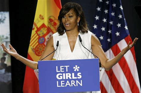 michelle obama initiatives dismantling michelle obama s legacy donald trump targets