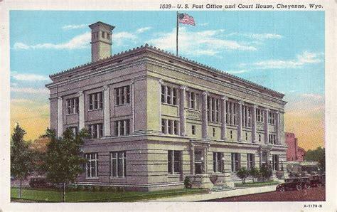 Cheyenne Post Office by Greenburg Daniel W 1876 1940 Binnard Family History