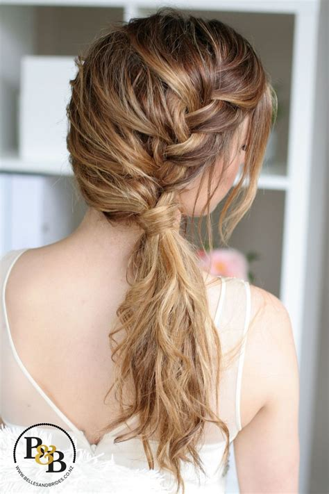 Wedding Hairstyles With A Braid by 17 Best Images About Bridal Hair Braids On