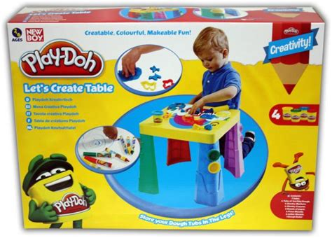 Play Doh Table by Play Doh Nb911403 Let S Create Table Review And Buy In
