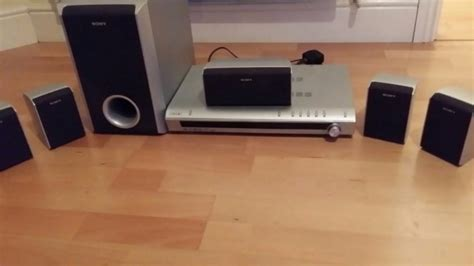 sony dvd home theatre system for sale in lucan dublin