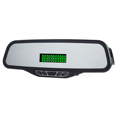 Modoo Bluetooth Mirror Free Car Kit by Bluetooth Rearview Mirror Fm Free Car Kit With