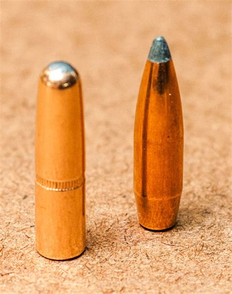 bullet sectional density round nose bullets too often overlooked gun digest