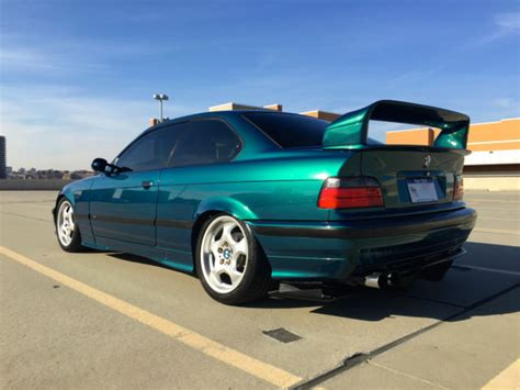 1993 bmw 325is base coupe 2 door 2 5l m3 kit custom