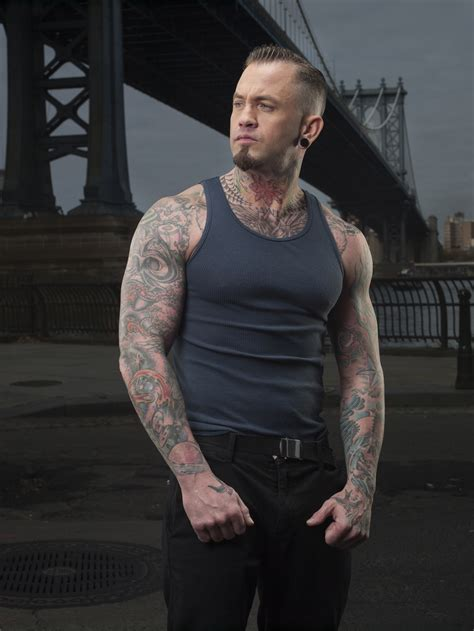 scott marshall tattoos ink master season 4 contestant photos cast