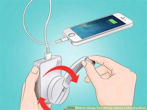 charge cell phone without charger 4 ways to charge your iphone without a charging block