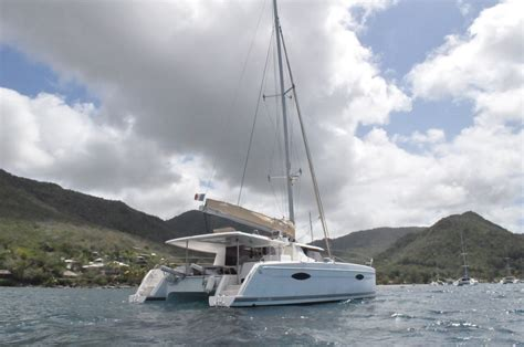 catamaran helia 44 a vendre achat vente catamarans occasion h 201 lia 44 version
