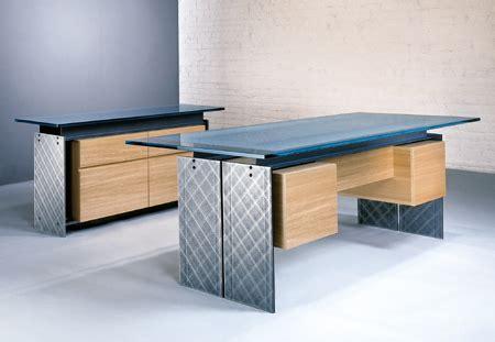 Stone Top Dining Room Table Contemporary Glass Desks Custom Executive Glass Desk