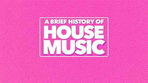 history of house music a brief history of house music