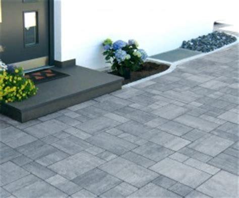 umweltfreundliche einfahrt via royal pflastersteine produkte terrassenplatten