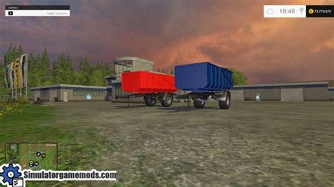Small Modern Ls by Fs 2015 Small Tipper Modern Trailer Simulator