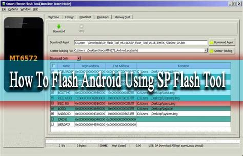 spd qualcomm android reset tools rar how to flash android phone via pc using sp flash tool