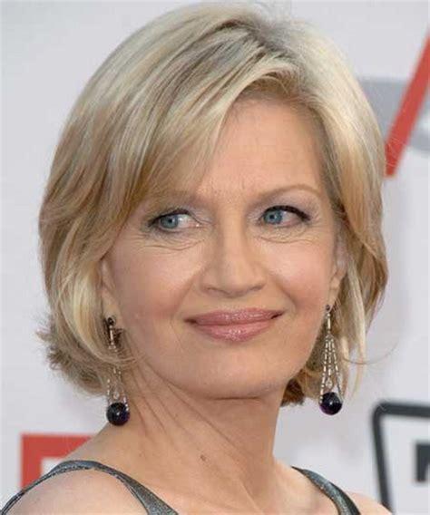 blonde short cuts older women short blonde hairstyles for older women