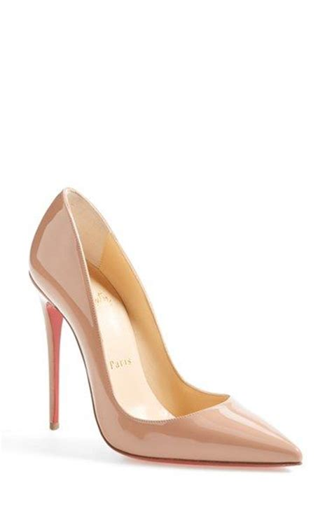 Heel Open Toe Dove Glossy Import christian louboutin christian and toe on