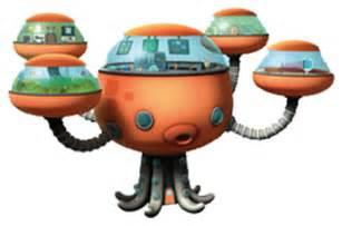 octonauts clipart