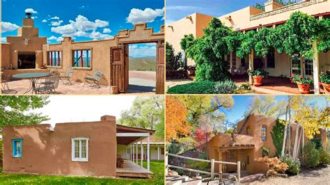 Adobe Pueblo Houses by 7 Lovely Pueblo Style Homes In Honor Of Cinco De Mayo