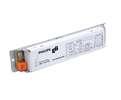 Lu Emergency Tl 36 Watt buy philips ebt 2x36w electronic ballast at best price in