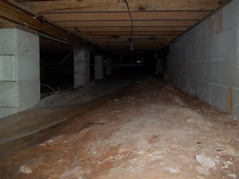 crawl space vs basement cost alpha foundations crawl space repair photo album st augustine fl cleanspace encapsulation