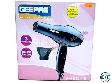 Hair Dryer Price In Bangladesh geepas hair dryer gh8045 clickbd