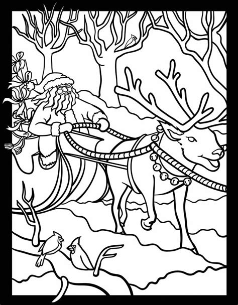 coloring pages of santa s workshop free coloring pages of santa s workshop