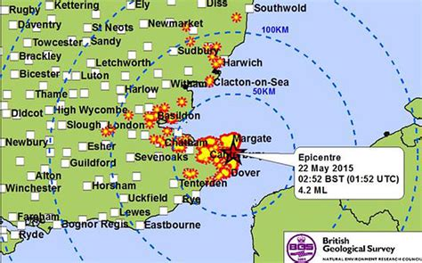 earthquake uk kent earthquake 2015 strange rumbling sound strange sounds