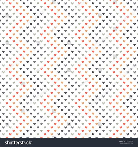 zig zag curl pattern seamless geometric pattern zig zag from hearts vector