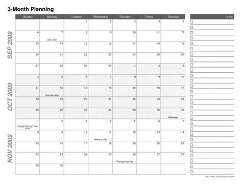 free 6 month calendar template 6 month calendar printable free calendar template