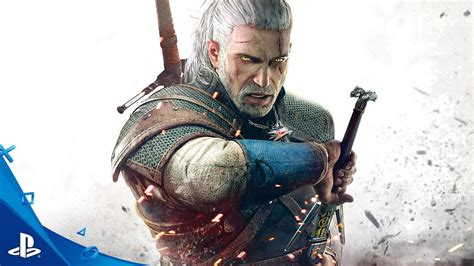 Ps4 The Witcher 3 Hunt Complete Edition the witcher 3 hunt complete edition launch trailer ps4