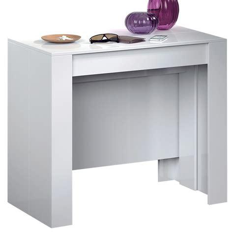 tavole da cucina allungabili tavolo consolle allungabile 10 posti multi posizione