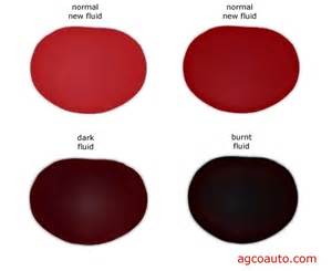 color of transmission fluid agco automotive repair service baton la