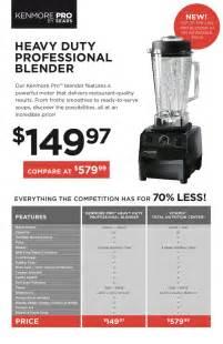 best black friday blender deals sears s black friday sale is live insider deals canada