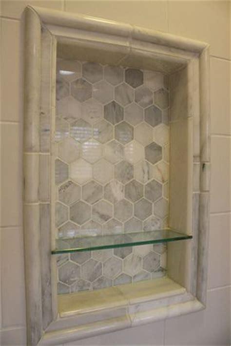 Custom Shower Shelves by 25 Best Ideas About Custom Shower On Master