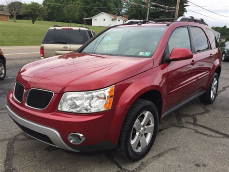 2006 pontiac torrent suv pontiac torrent awd for sale used cars on buysellsearch