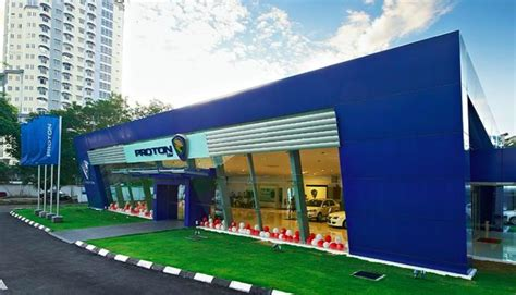 Proton Dealerships Proton Dealership Expansion Programme Announced