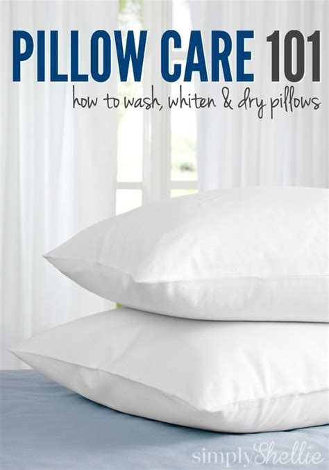 how to wash bed pillows 721 best cleaning how to tutorials images on pinterest