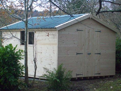 Building A Shed On Uneven Ground by Dan Ini Building Shed Uneven Ground