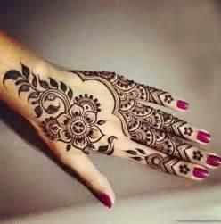 fingers and hand henna art mehandi designs kfoods com