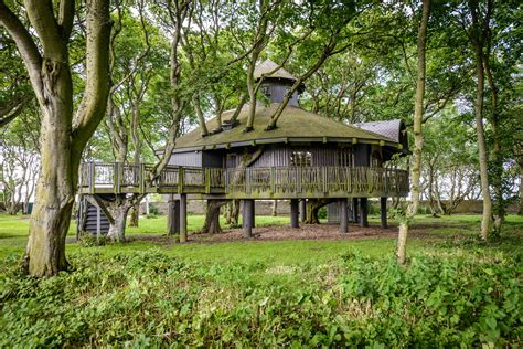 best treehouses top 5 uk s best treehouse escapes about time magazine