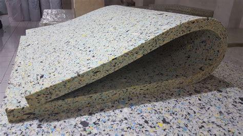 Kasur Busa Rebonded jual busa rebonded 70 rebonded foam matras peredam
