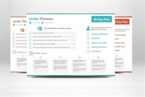 30 60 90 day plan template flat 35 off use coupon plan35
