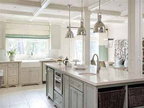 Small White Kitchen Design Ideas by 14 Simple Rustic White Kitchen Cabinets Images